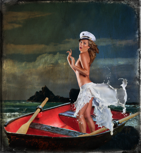 PhotoVivo Gold Medal - Carol Robinson (Australia)<br />Shipwrecked
