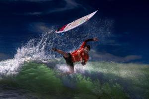 PIPA Merit Award - Yongxiong Ling (Australia)<br />Surfing Open N