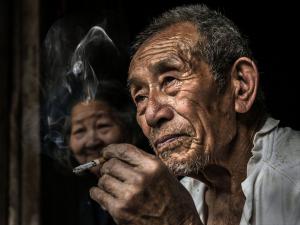 PhotoVivo Merit Award - Yongxiong Ling (Australia)Smoker 2