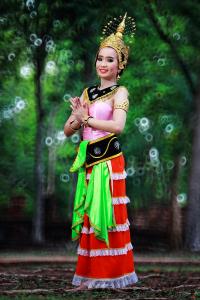 PIPA Merit Award - Tossaporn Sahakul (Thailand<br />Sukhothai Dance#1