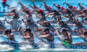 PIPA Merit Award - Dany Chan (Canada)<br />Dragon Boat Race 102