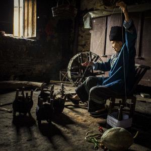 PIPA Bronze Medal - Hongxia Liu (China)  Weave