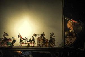 IUP Honor Mention - Xiaoqing Chen (China) <br /> Chinese Shadow Puppetry3