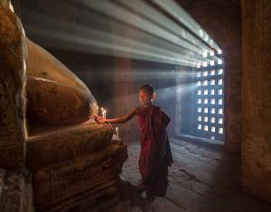 PIPA Merit Award - Yury Pustovoy (Russian Federation) <br /> Children Of Buddha