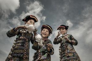 PIPA Bronze Medal - Peiyang Wang (China)  Sisters