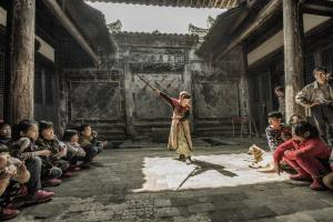 PhotoVivo Honor Mention - Peiyang Wang (China)  Play
