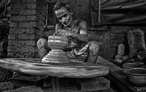PIPA Merit Award - Joydeep Deb (India) <br /> A Potter's Depression