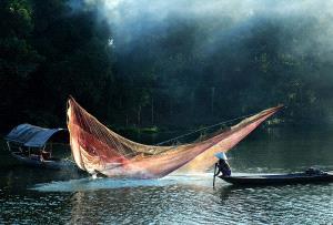 PSA HM Ribbons - Le Cong Binh (Vietnam) <br /> Checking The Fishnet