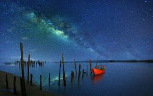 PIPA Merit Award - Liew Ted Ghee (Malaysia) <br /> Milky Way