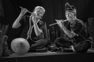 PIPA Merit Award - Tan Tong Toon (Malaysia) <br /> Bidayuh Flute Partners