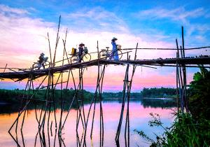 PSA HM Ribbons - Chanonn Fong (Malaysia) <br /> Bamboo Skyway