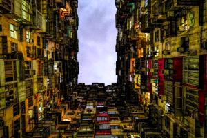 PhotoVivo Honor Mention - Pat Choo (Singapore) <br /> High Rise