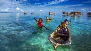 IUP Honor Mention - Tat Seng Ong (Malaysia) <br /> Rowing Boat