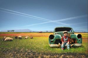 IUP Honor Mention - Mikhail Bondar (Ukraine) <br /> On A Pasture