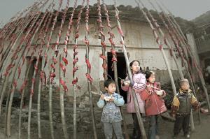 PhotoVivo Honor Mention - Ruisheng Zhou (China) <br /> Hope The New Year