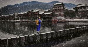 PIPA Merit Award - Shenghua Yang (China) <br /> Old Town With Snow