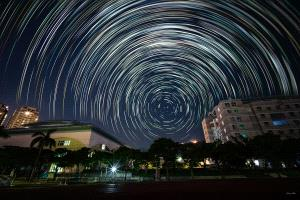 ICPE Honor Mention e-certificate - Lilo Chen (Taiwan) <br /> Urban Startrails-D