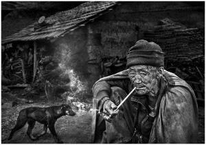 PhotoVivo Gold Medal - Wendy Wai Man Lam (Hong Kong) <br /> Old Villager