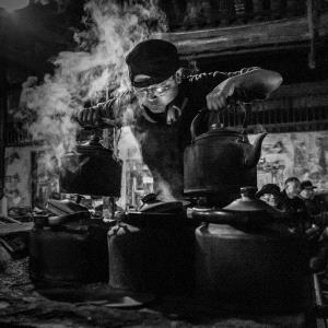 ICPE Gold Medal - Min Li (China)  Tea House Story3