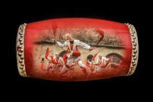 APU Gold Medal - Jietang Wang (China) <br /> Waist Drum