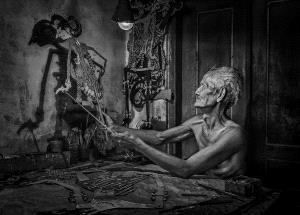 ICPE Honor Mention e-certificate - Lani Puspasari (Indonesia)  Tradisional Puppet