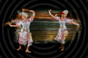 APAS Honor Mention e-certificate - Roger Khoo (Singapore)  Enchanting Thai Dancer