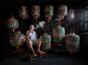 PIPA Merit Award e-certificate - Siew Thong Chu (Malaysia) <br /> Old Man And Lanterns